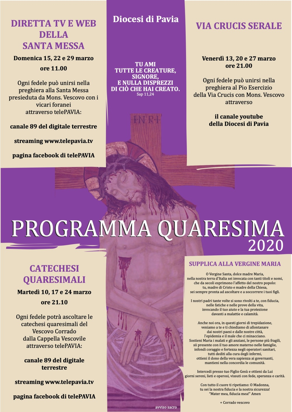 200308 quaresima centro citta tv web